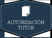 Autorización del tutor